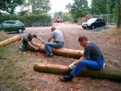 Holz als erschwingliches Gestaltungselement...